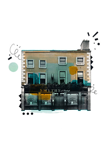 SMYTHS of Ranelagh - Limited Edition Print of 30