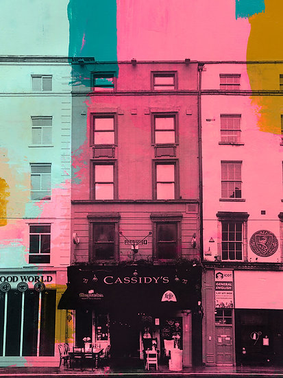 Cassidy's Westmoreland Street- Limited Edition Print from €60