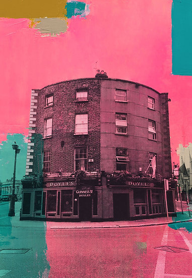 Doyle's  - Limited Edition Print from €60