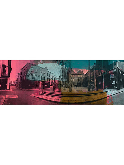 Temple Bar - Limited Edition Print from €85
