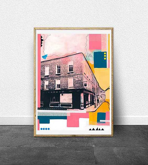 Walsh & Co.1 - Limited Edition Print from €60