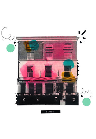 Neary's  - Limited Edition Print from €60