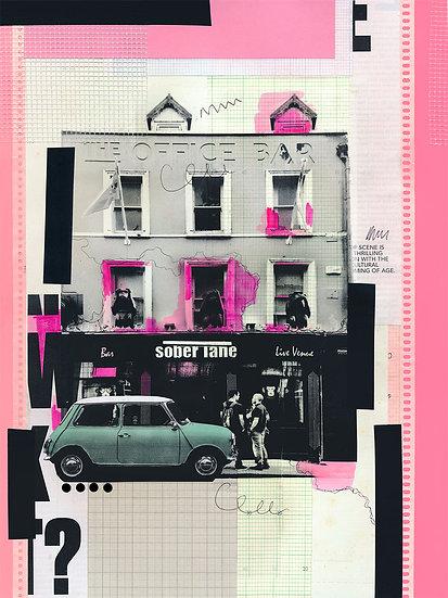 Soberlane - Limited Edition Print of 10