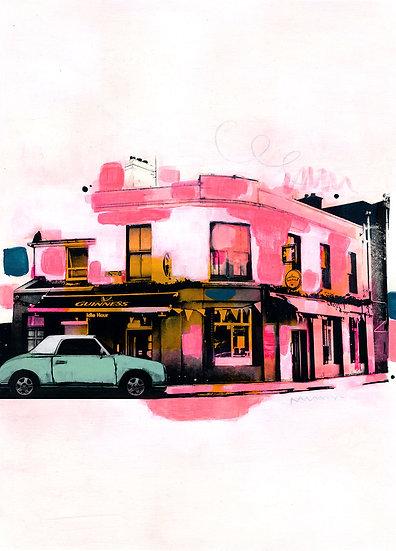 Idle Hour Cork - Original Painting