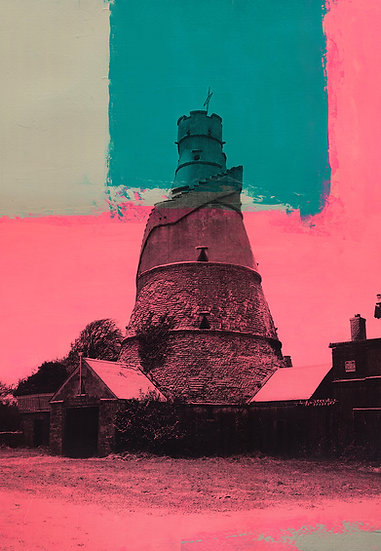 The Wonderful Barn, Celbridge  - Limited Edition Print from €60