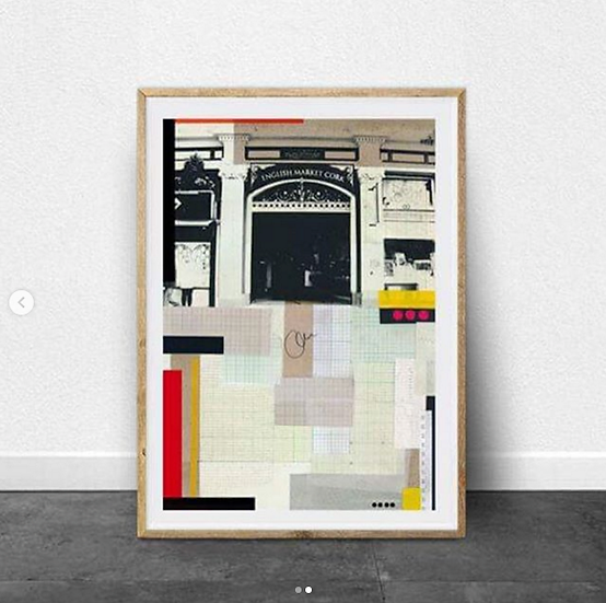 The English Market - Limited Edition Print of 10