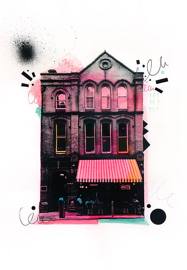 No Name/La Guilleton - Limited Edition Print from €60