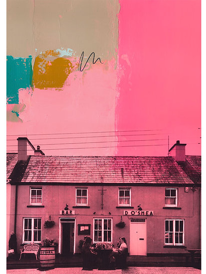D O' Sheas - Sneem - Limited Edition Print From €60