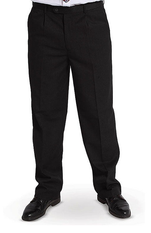 Senior Boys Elasticated Trousers