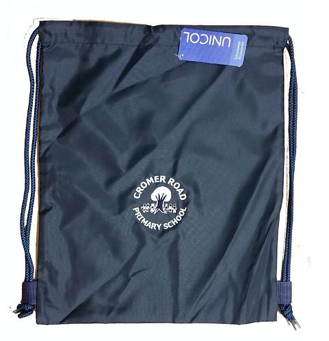 Cromer Road PE drawstring bag