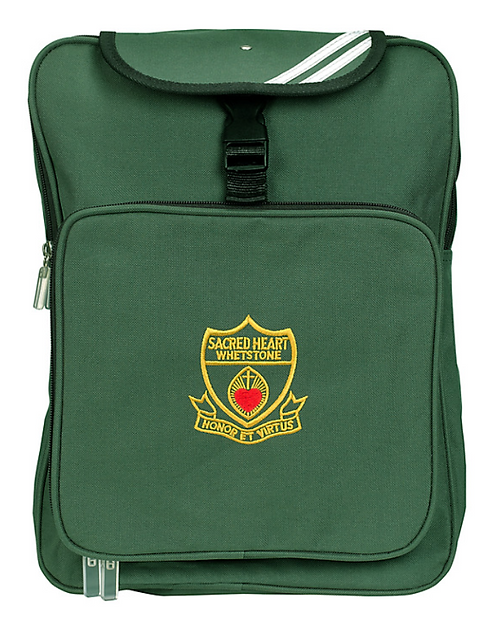 Sacred Heart Large School Backpack