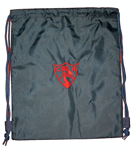 Churchill PE drawstring bag
