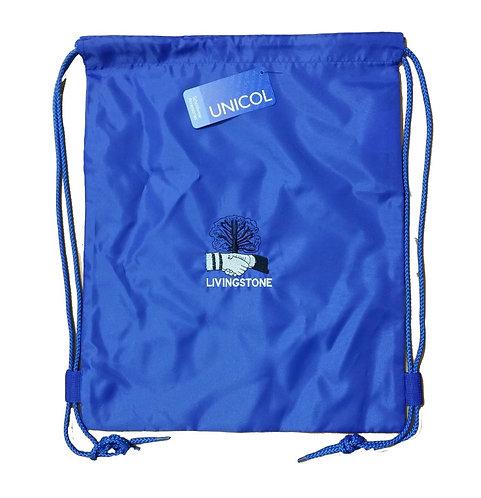 Livingstone Drawstring PE bag