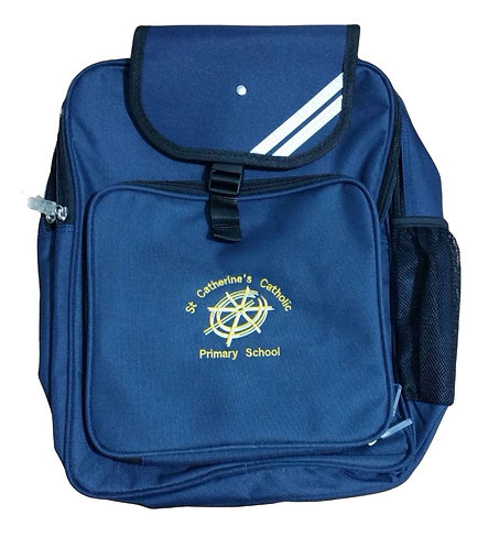 St Catherine Large School Backpack