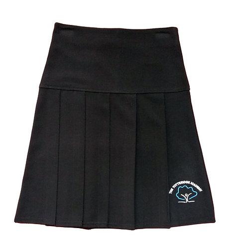TTA Pleated Skirt with Logo