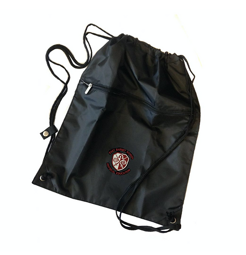 EBS Drawstring PE bag