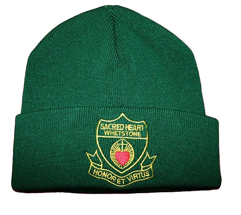 Sacred Heart Winter Hat