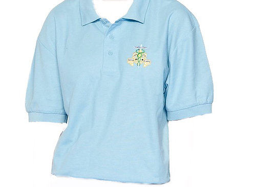Ashmole PE Polo shirt (girls)