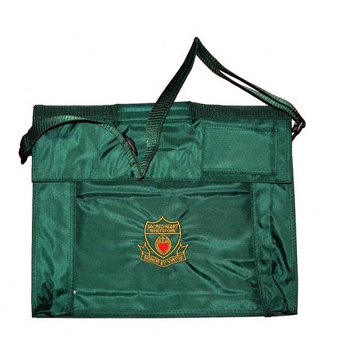 Sacred Heart School Book Bag with Shoulder Strap