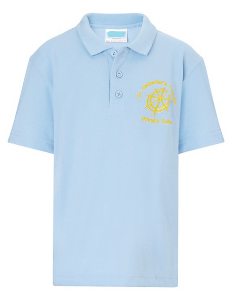 St Catherine School Poloshirt