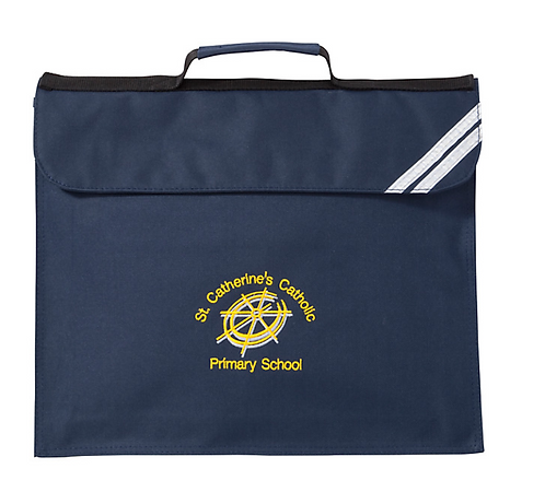 School Book Bag with Shoulder Strap