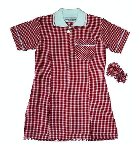 Summer dress (red)