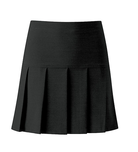 Ashmole Hand Pleat Skirt