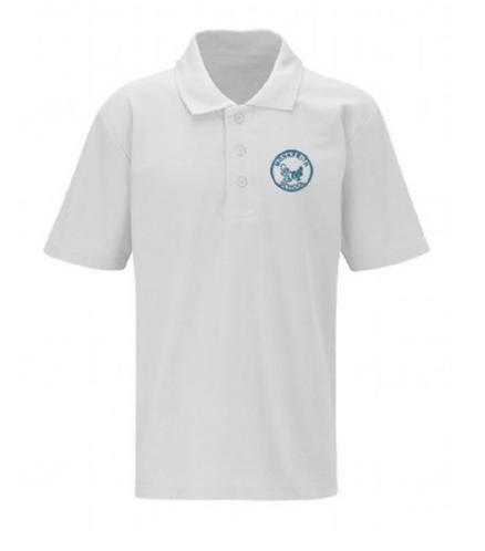 Monkfrith School Polo shirt