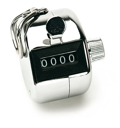 Percision Tally Counter