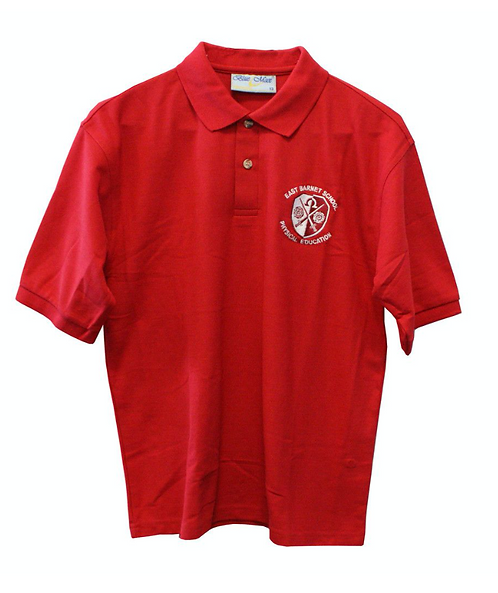 PE polo shirt (4 colours)