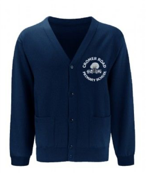 Cromer Road School Cardigan