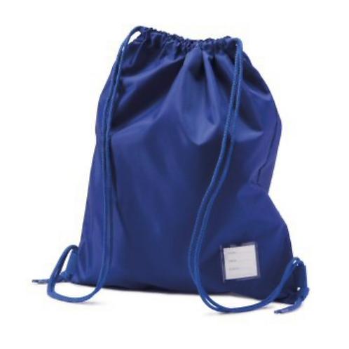 Drawstring PE Bag with Logo