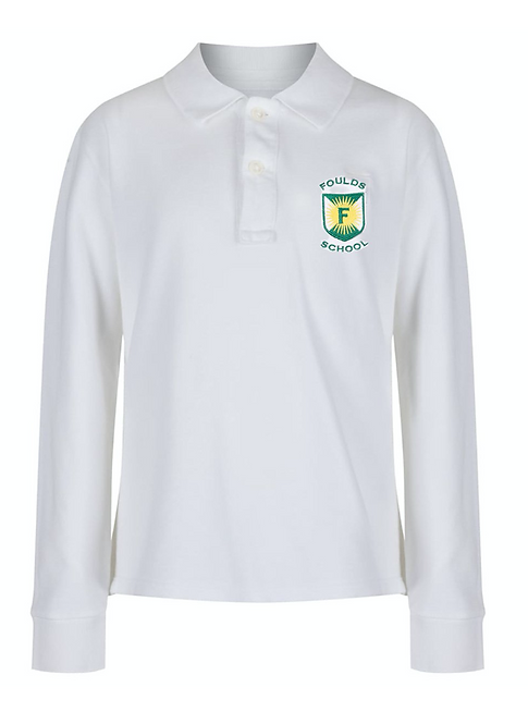 Foulds School Polo Shirt L/S