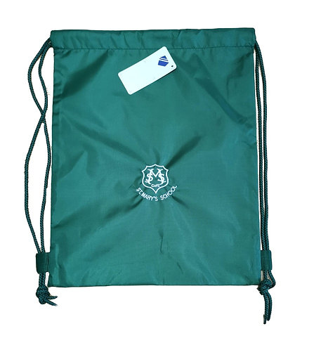St Mary's Drawstring PE Bag