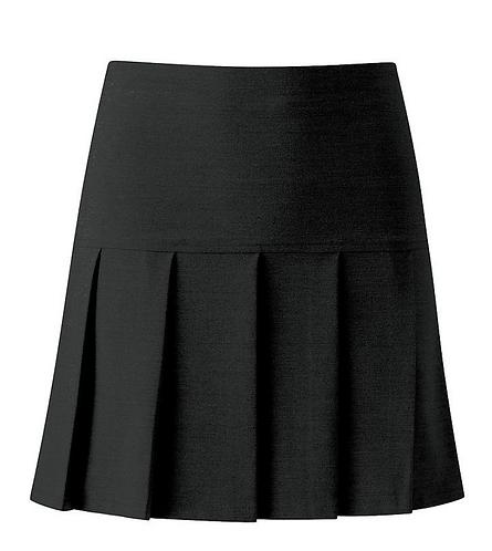 Hand Pleat Skirt