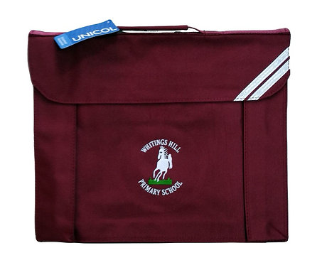 Whitingshill Book Bag with Shoulder Strap