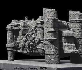 château d'ocre, 1979