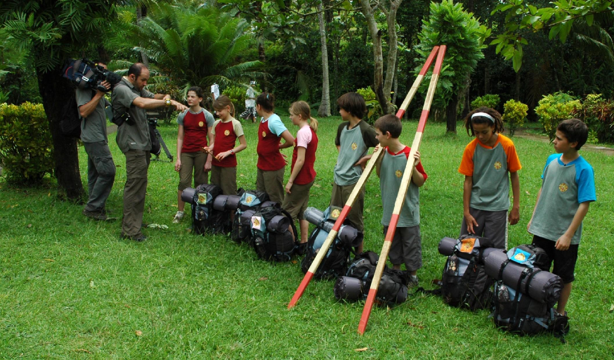 Objectif Aventure, Bali 2006