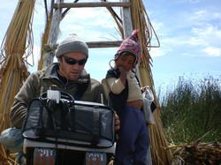 Pékin Express 3, Pérou 2007