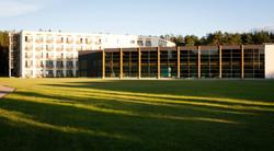Корпус санатория Egle Plus