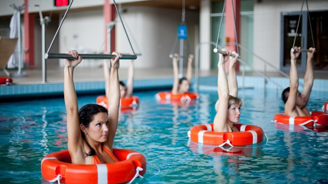 Водная гимнастика