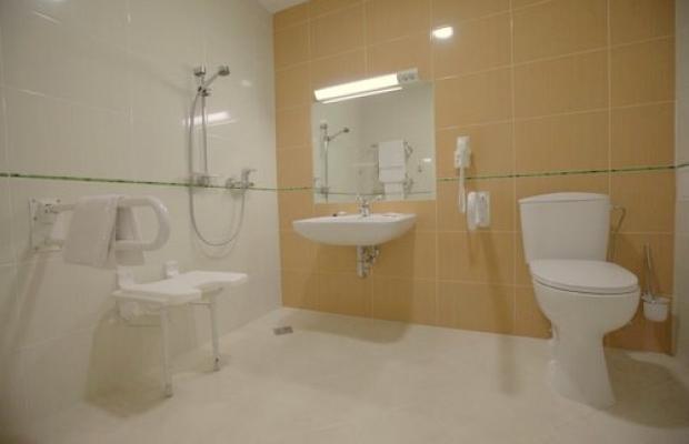 Ванная комната номера
