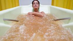 Минеральная вихревая ванна