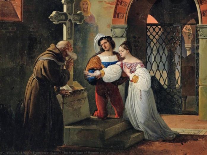 Romeu e Julieta, Romeo e Giulietta
