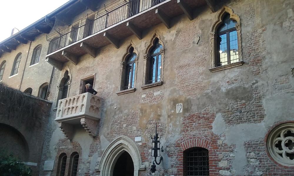 Casa de Julieta, Casa di Giulietta - Verona