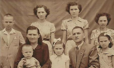 Família italiana em Santa Catarina