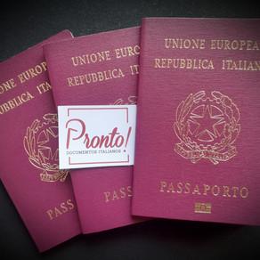 Passaporto italiano – potente nel mondo!