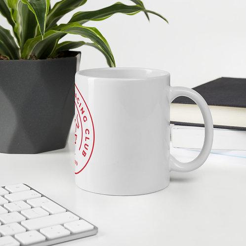 Mug with Red MRC Logo