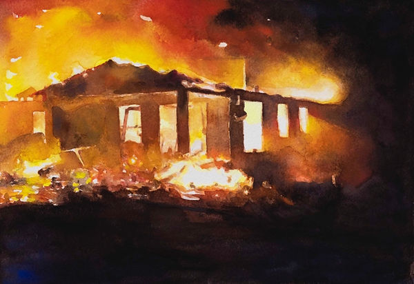 Cathouse Proper_Leslie Brack_Paradise and Other Fires