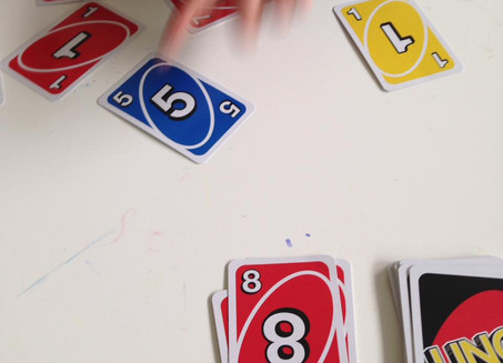 Learning with Uno